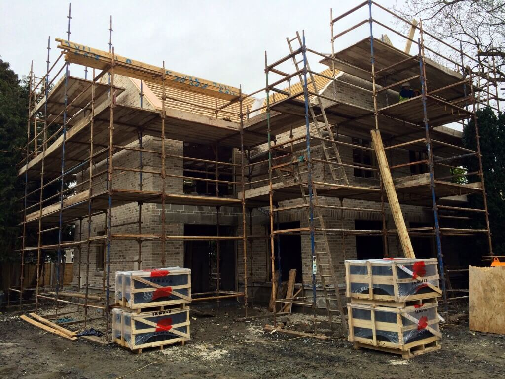 Roofing Begins At Ludford Grove 187 Twinlite 187 The Best